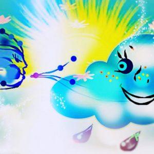 Сказка «Кто важнее: Солнце, Ветер или Дождик?» - о природе, явлениях природы для детей