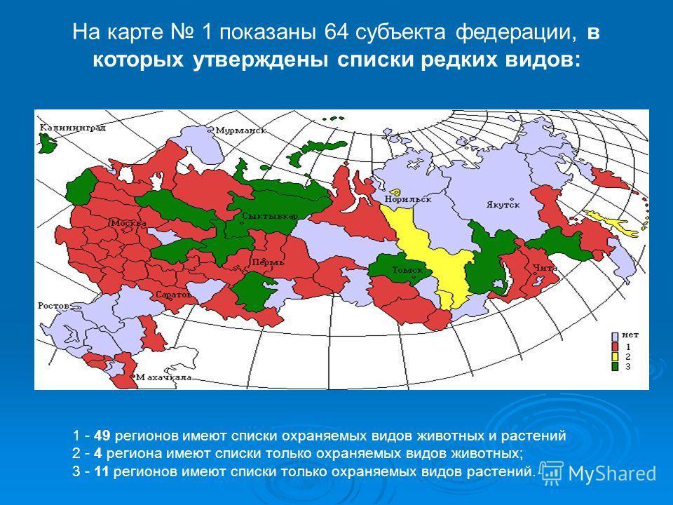 Красная книга России: животные, растения, их фото и описание
